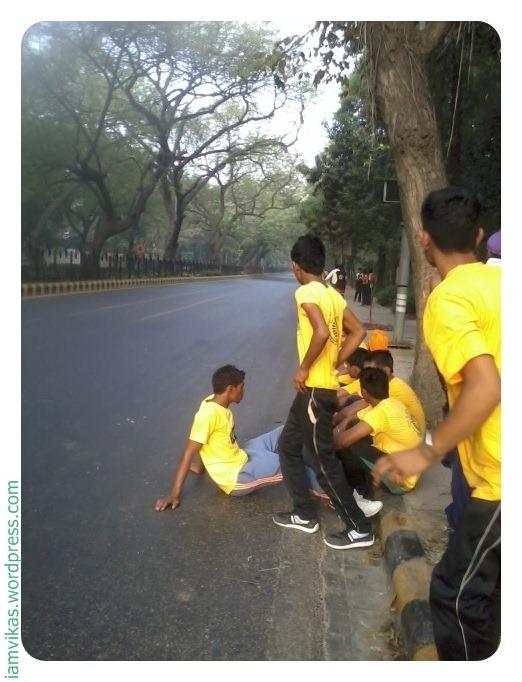 Running Sunita Godara Lodhi Road Delhi running012