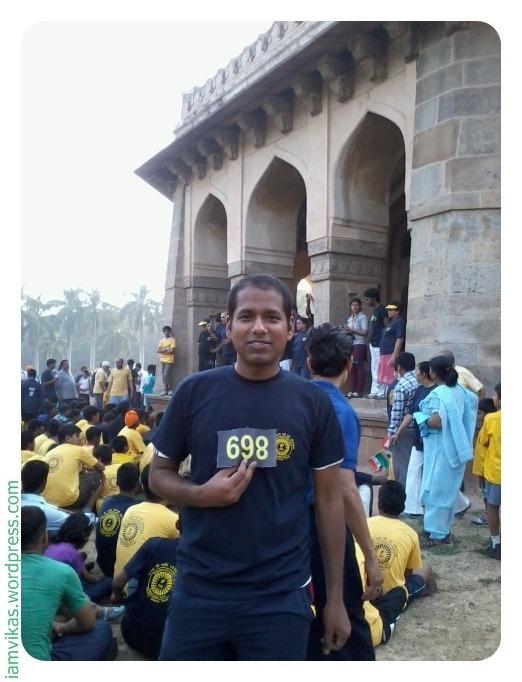 Running Sunita Godara Lodhi Road Delhi running024