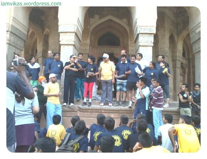 Running Sunita Godara Lodhi Road Delhi running057